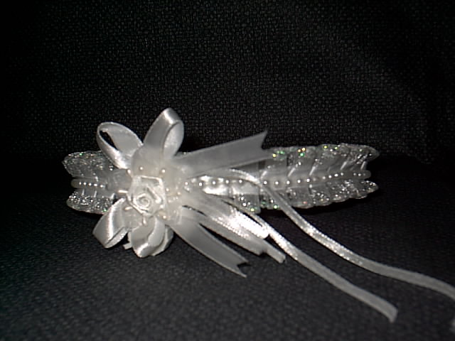 Item 277 Flower Girl Headpiece